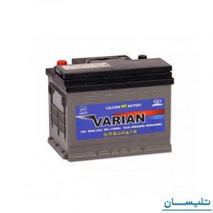 باتری 60 آمپر واریان اتمی صباباتری Varian