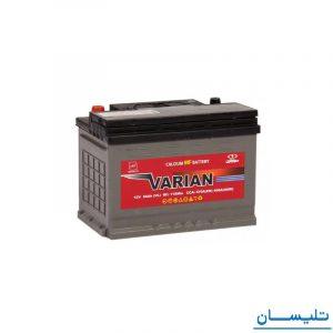 باتری 66 آمپر واریان صباباتری اتمی battery 66 ah varian calsum
